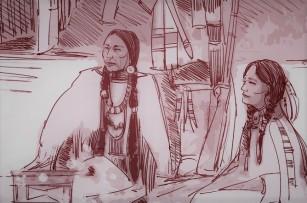 sketch WOMEN