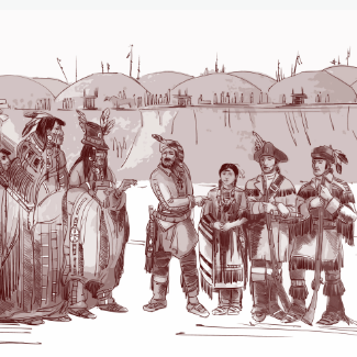 Explorers and Native Americans
