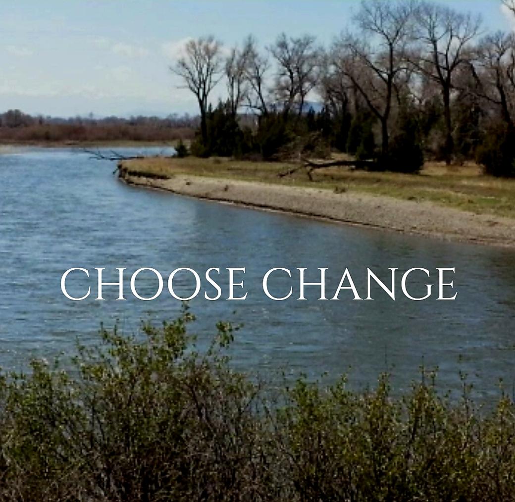 Choose Change square