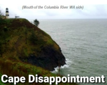Cape Disappointment square